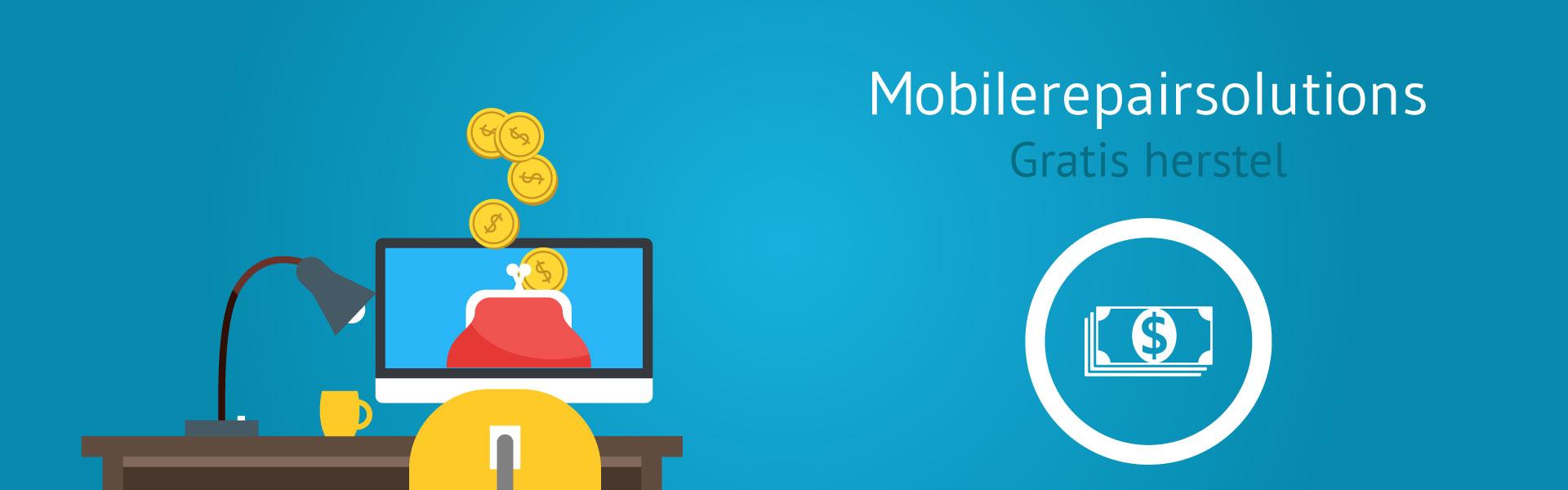 Gratis smartphone & tablet reparatie Sittard - gratis herstel
