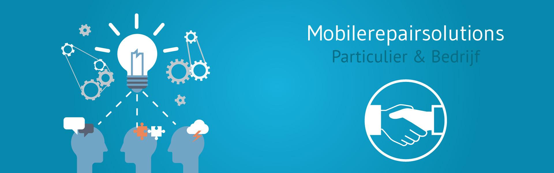 Smartphone & tablet reparatie Sittard - Particulier & Bedrijf