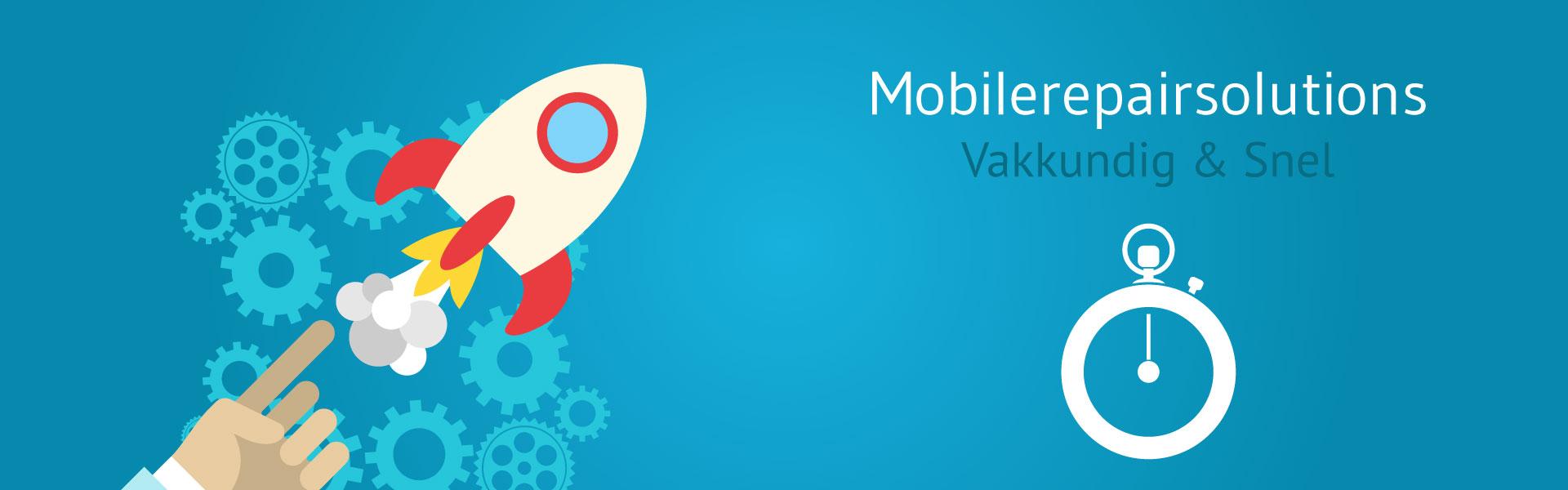 Smartphone & tablet reparatie Sittard - Vakkundig & Snel