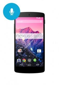 LG-Nexus-5-Microfoon-Reparatie