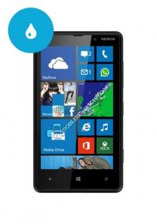Nokia-Lumia-820-Vochtschade-Behandeling