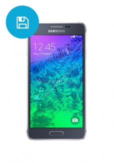 Samsung Galaxy AlphaSoftware-Herstelling