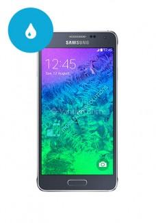 Samsung Galaxy AlphaVochtschade-Behandeling