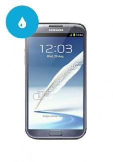 Samsung-Galaxy-Note-2-Vochtschade-Behandeling