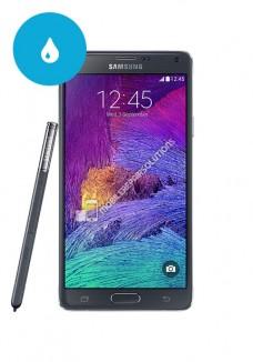 Samsung-Galaxy-Note-4-Vochtschade-Behandeling