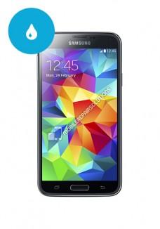 Samsung-Galaxy-S5-Vochtschade-Behandeling
