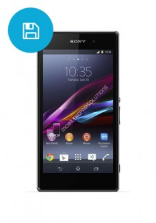 Sony-Xperia-Z1-Software-Herstelling