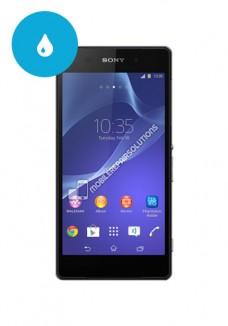 Sony-Xperia-Z2-Vochtschade-Behandeling