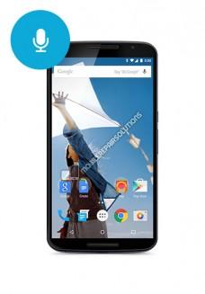 Motorola-Nexus-6-Microfoon-Reparatie