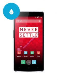 OnePlus-One-Vochtschade-Behandeling