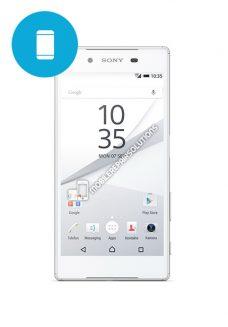 Sony-Xperia-Z5-Backcover-Reparatie