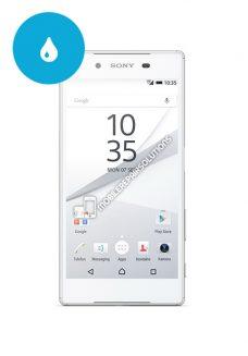 Sony-Xperia-Z5-Vochtschade-Behandeling