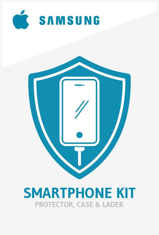 Smartphone Kit - Volledige bescherming voor je smartphone!