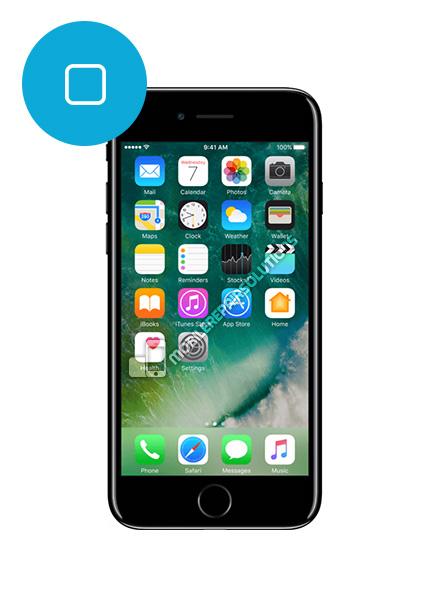 iphone 7 home button reparatie apple